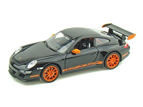 Porsche 911 GT3 RS (997) 1/24 Black