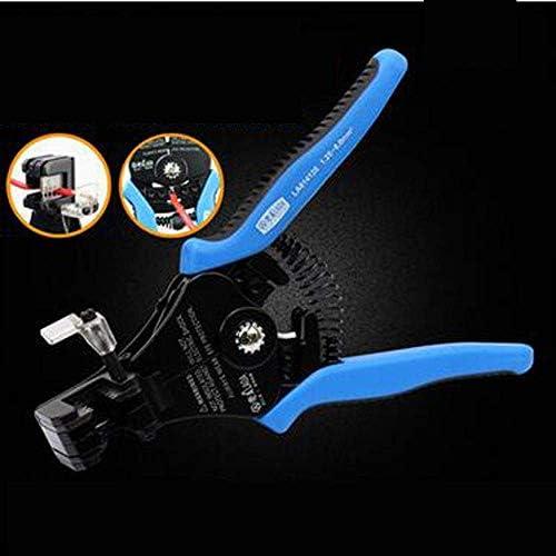 WY-WY 家の修理のための適切なプライヤーは、つまり、アウトドアメンテナンスプライヤー、ブルー多機能自動ケーブルプルプライヤーセット、私たちはより強力とする(色:ブルー、サイズ:23.8 * 12.1 * 48センチメートル) ラジオペンチ