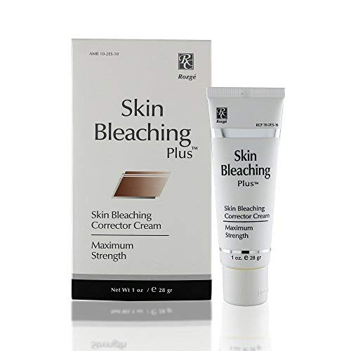 New Skin Lightening Formula - Brightening Skin Formula Diminishes Appearance of Wrinkles and Acne Scars - 100% Safe and Skin-Friendly - Unisex Cream for Use on underarms, elbows, knees, intimate areas