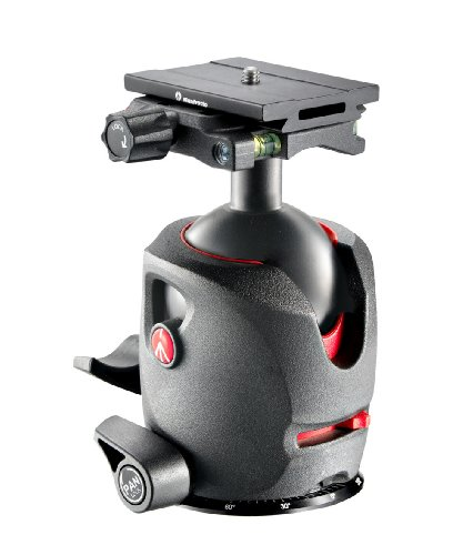 (Manfrotto MH057M0-Q6 057 Magnesium Ball Head with Top Lock Quick Release (Black))