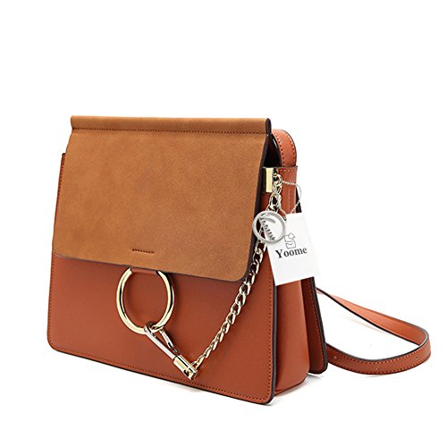 for Large Body Brown Clutch Handbags Evening Cross Bags Women Shoulder Women's Woolala Purses qaOwCC