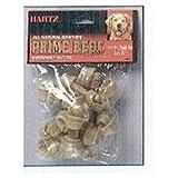 Hartz Rawhide Bones 3 In. Natural Flavor 4 / Pack