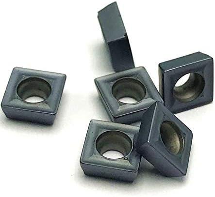 10PCS U-Drilling SPMG07T308 DG TT9030 Carbide Turning Tool SPMG 07T308 DG TT9030 Metal Milling Cutter Turning Lathe (Angle : 20pcs)