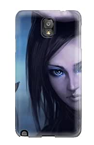 High Quality Ergo Proxy Tpu Case For Galaxy Note 3