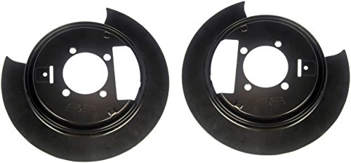 Dorman 924-209 Brake Dust Shield, Pair ()