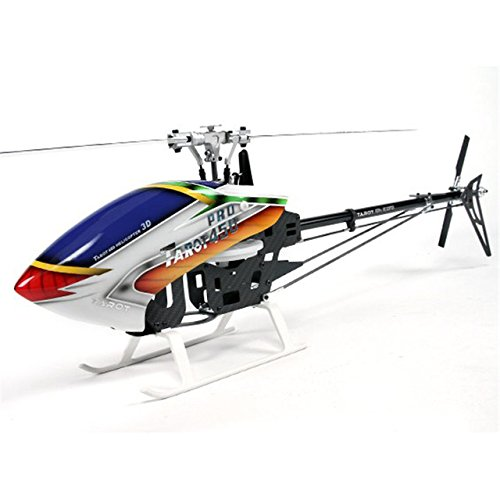 Toy, Play, Fun, Popular Tarot 450 PRO V2 DFC 3 Axis Flybarless 6CH Brushless RC Helicopter Kit Remote Control Toys For RC Drone Kids ToysChildren, Kids, Game