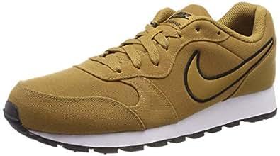 Nike Men's Md Runner 2 Se Low-Top Sneakers, Brown, 7 UK (AO5377-200_200)