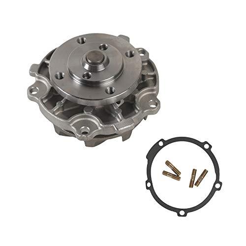 MOCA 130-1480 Engine Water Pump Kit for 87-07 Buick Terraza Rendezvous, Chevrolet Impala Malibu, Pontiac Montana 2.8L 3.1L 3.4L