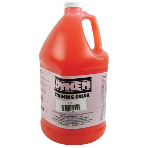 DYKEM Staining Color - MODEL : 81791 Color: Red Container Size: 1 Gallon by Dykem