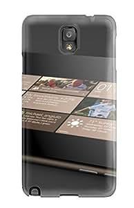 Charejen Galaxy Note 3 Hard Case With Fashion Design/ WvZesuA5ymTWX Phone Case