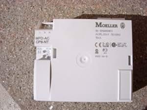 Eaton (Moeller) Fuente/CPU Módulo MFD de AC de cp8de NT 115/230VAC Easy de Net lógica Módulo 4015082740924