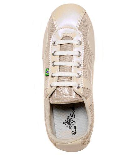 Inspired Sole Dance Women's Gold Shoes Rio tOxTqgwBn