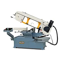 Baileigh BS-20M-DM Hydraulic Dual Mitering Band Saw, 3-Phase 220V, 3hp Motor
