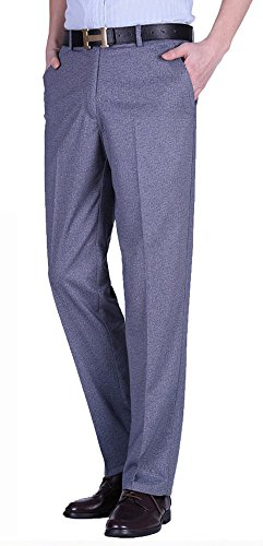 Front Stain Resistant Stretch Chino - 8