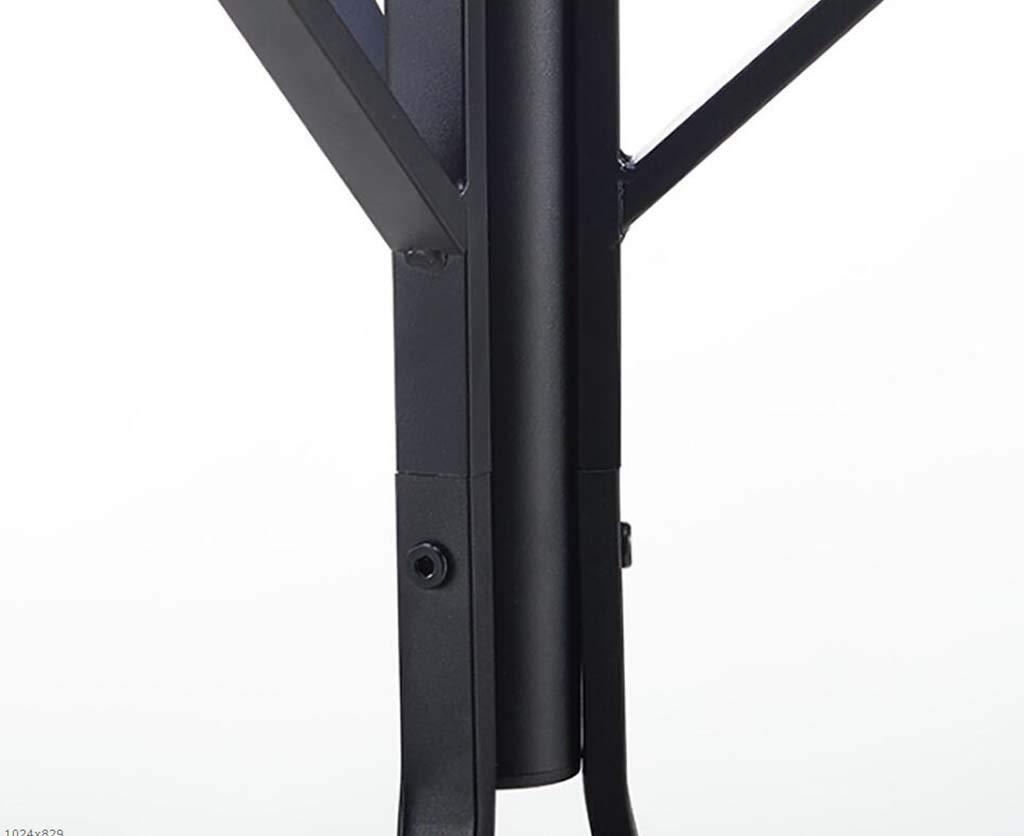 WMHXF Perchero, Hierro Forjado Interior Colgador Vertical ...