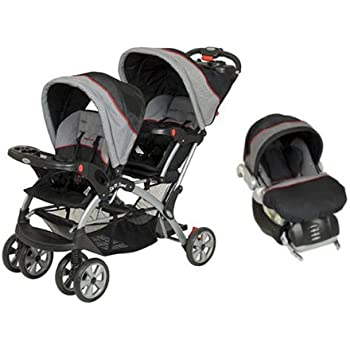 Amazon Com Baby Trend Sit N Stand Double Infant Toddler