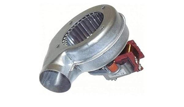 JUNKERS - Extractor de humos Junkers ZWA24 * equivalente ber ...