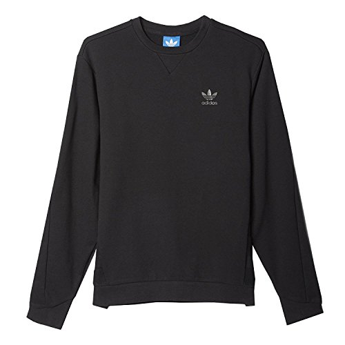 adidas Men Originals Street Modern Sweatshirt #AY9202 (M) Black