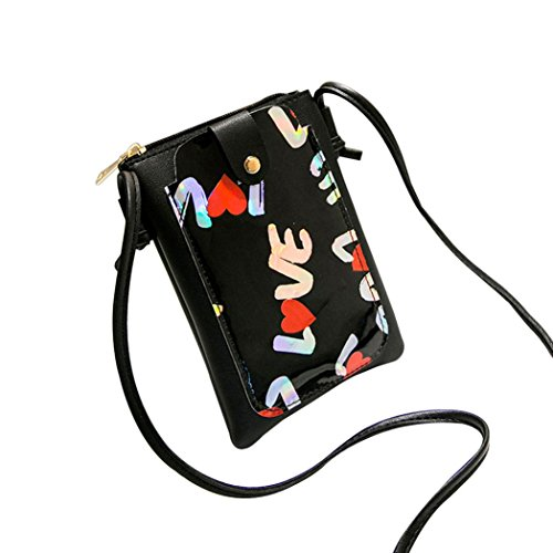 Bag Bag Fashion Black Bag Women's Coin Shoulder Small Holiday Cross Body Bag Little Crossbody For Bag Bag Shopping Wedding Phone Bag Messenger Cute OSdZdqFwCx