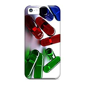 Pretty Iphone 5c Case Cover/ Capsules Series High Quality Case
