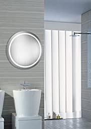 Round LED Electric Mirror