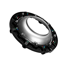 Profoto 100505 RFi Speedring Adapter AlienBees/White Lightning x (Black)