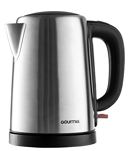 Gourmia GK250 (1.8 Qt/1,7 L) Cordless Stainless Steel Kettle Supreme - Speed Boil - Auto Shutoff Boil Detect - Concealed Element - 360 Swivel Base - 1500 Watts by Gourmia (Image #4)