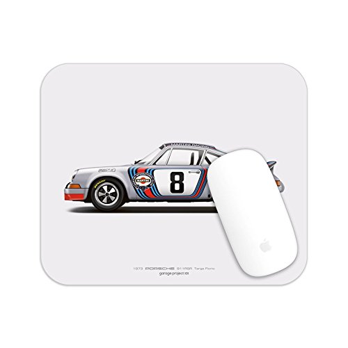 garageproject101-1973-porsche-911-rsr-martini-racing-illustration-mouse-pad