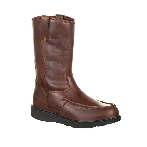 Georgia Støvel Mens 11 Opphengssystem Cc Pull-on Arbeids Boot-gb00225