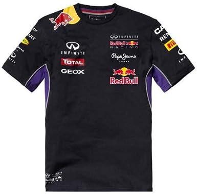 Red Bull Racing Teamline Camiseta para Niños : Amazon.es ...