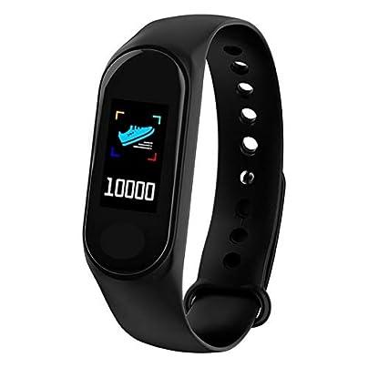 DMMDHR Waterproof Wristband 0 96 Inch Display Screen Smart Band Sport Heart Rate Monitor Smartband Fitness Tracker Smart Bracelet Estimated Price £49.10 -