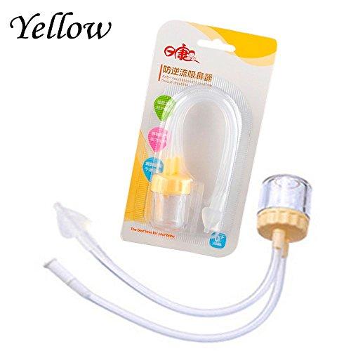 Nasal Suction Tube - Floweryua Hot Safety Inhale Mucus Baby Nose Cleaner Newborn Vacuum Suction Nasal Aspirator