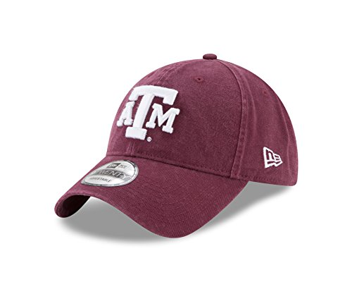 Texas A&M Aggies Campus Classic Adjustable Hat - Team Color , One Size - Texas Tailgate Golf