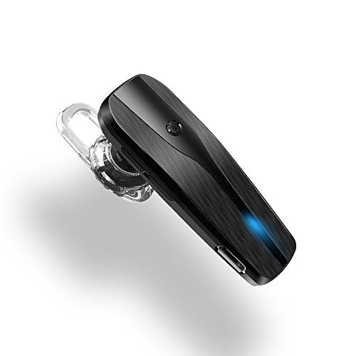 Bluetooth Headset,AiSpeed CSR V4.1 Wireless Bluetooth Headset Universal Bluetooth Headset einseitiges Bluetooth Headset mit Mikrofon für Handy Smartphones,Android, PC und andere Bluetooth Geräte
