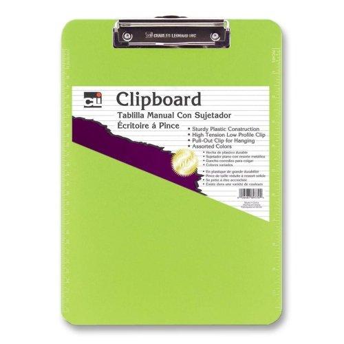CLI Rubber Grip Clipboard - 8.50