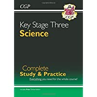 New KS3 Science Complete Study & Practice (with Online Edition) (CGP KS3 Science)