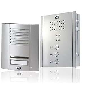CFIEX Extel Wepa 245 SER R2 - Portero automático (2 cables)