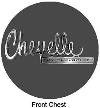 X-Large GM Chevrolet Chevelle Classic Car Lineup Automobile T-Shirt Tee Select Shirt Size