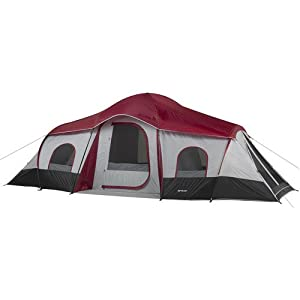 Ozark Trail 10-Person 3-Room XL Family Cabin Tent  sc 1 st  Best Family Tent & Best large (10+) Person Tent (Mar 2018)