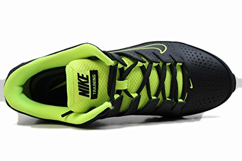Nike Reax 8 TR, Zapatillas de Deporte Para Hombre, Negro (Anthracite/Black/Volt 036), 46 EU
