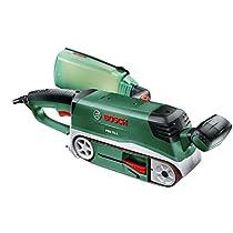 Bosch 0.603.2A1.000 Lijadora de banda, 240 V, Negro, Verde, Rojo, 710 W