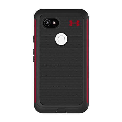 Under Armour UA Protect Ultimate Case for Google Pixel 2 XL- Black/Red