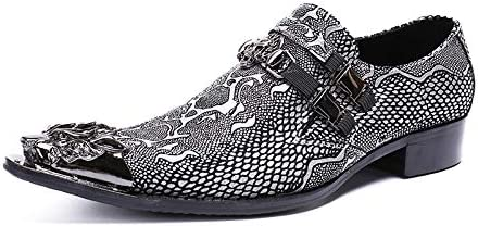 HeelsToToes Zapatos para Hombres Casual Elegante para Trajes ...