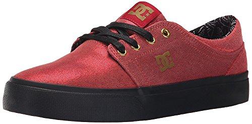 Red X UK B 5 TR 40 Trase Shoe DC Skate 7 EU B Black M Women's M qaYEAE