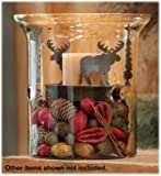 Timber Ridge Collection Glass Cylinder