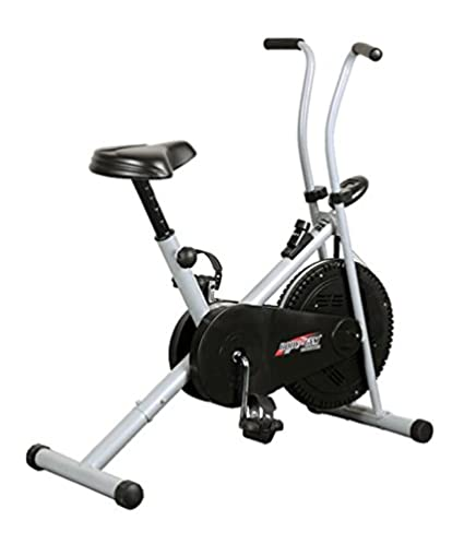 Healthex Exercise Cycle for Weight Loss at Home    Air Bike 1001 for Home  Use