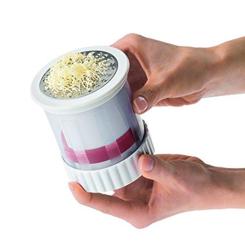 Hot Melt Dispenser (Cooks Innovations - Butter Mill Grate; Regular Clear Plastic)