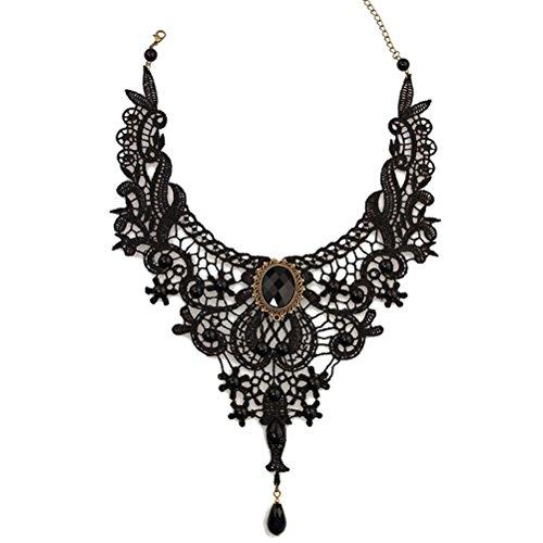 Charm L Grace Gothic Pendant Necklace product image