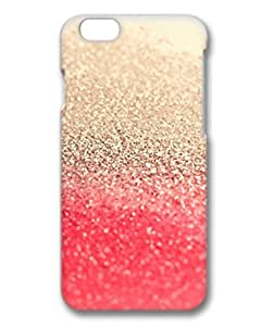 Hard Back Cover Case for iphone 6,3D Shell Skin for iphone 6 with GATSBY CORAL GOLD by mcsharks