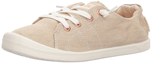 Roxy Women's Rory Slip On Sneaker Shoe, Sand, 6 ()
